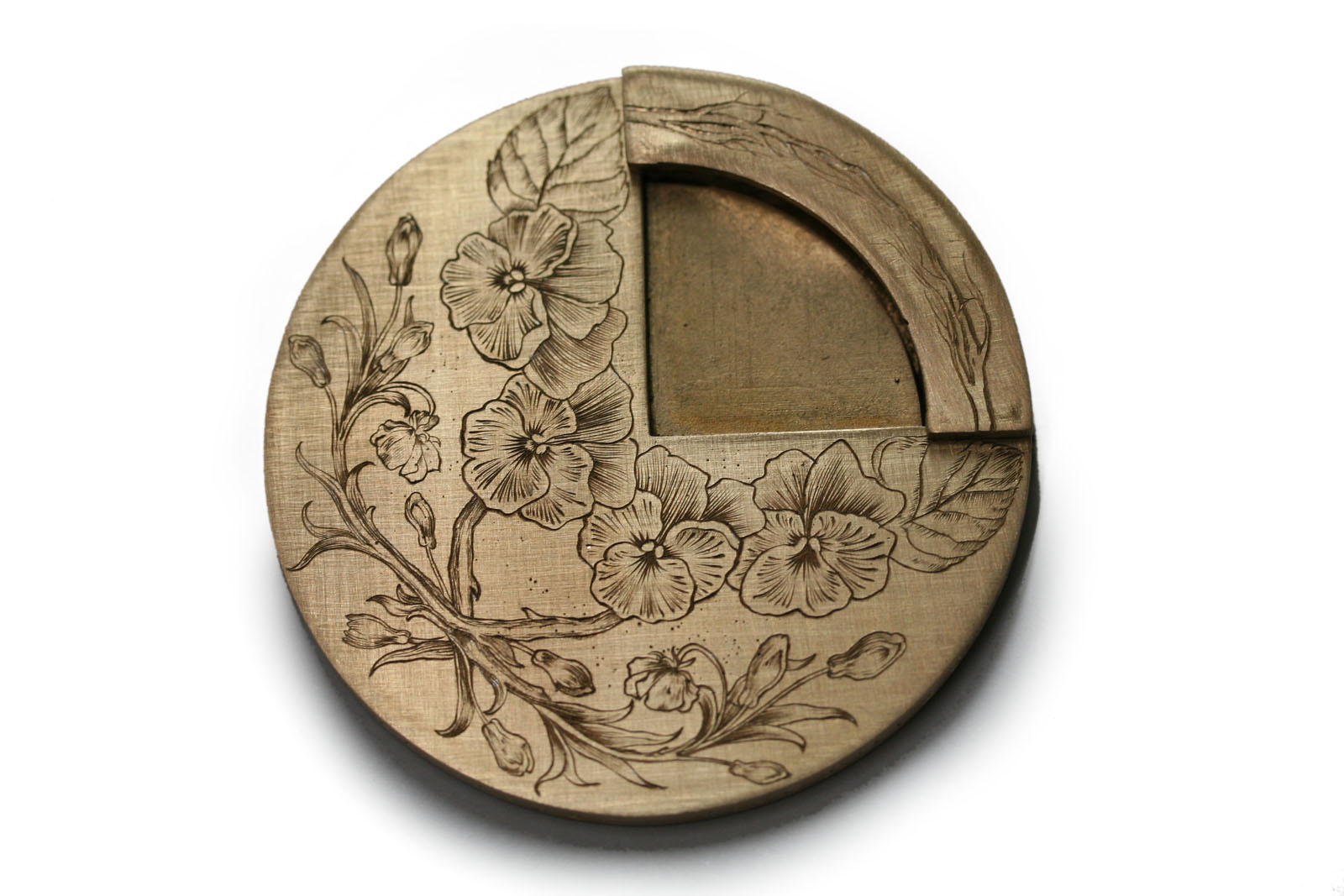 Jennifer Hoes - Art Medals, Jewelry and Ceramics